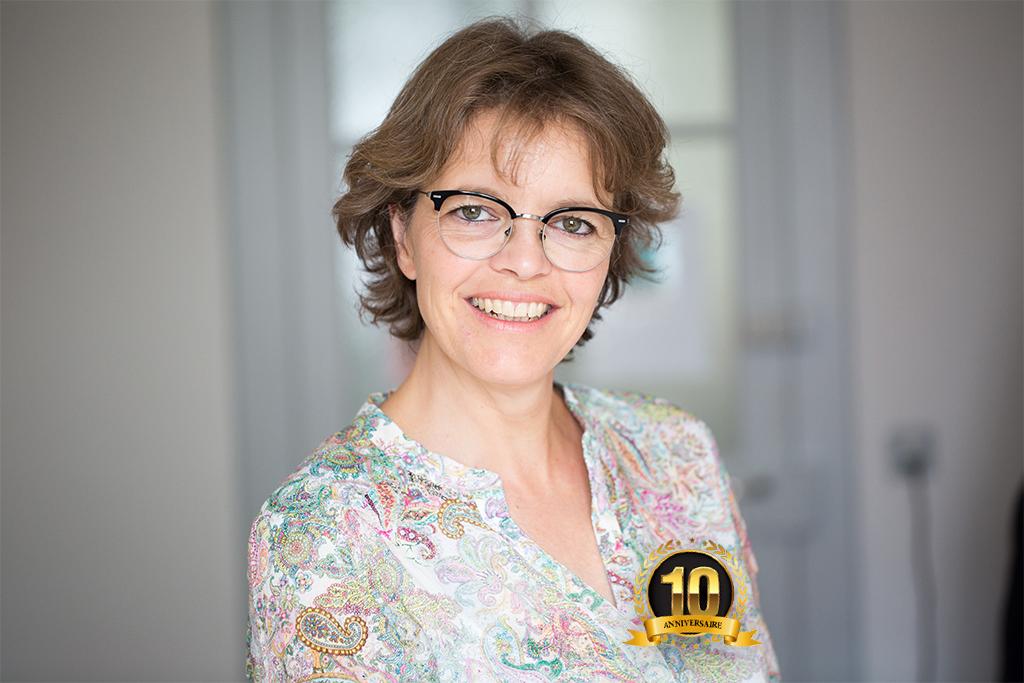Sophie Loeffler Energéticienne à Fribourg